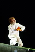 SIEGFRIED  by Richard Wagner  conductor: Richard Armstrong  set design: Hildegard Bechtler  costumes: Ana Jebens  lighting: Peter Mumford  director: Tim Albery ~Gillian Keith (The Woodbird)~Scottish O...