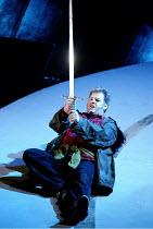 'SIEGFRIED' (Wagner)   (conductor: Richard Armstrong   director: Tim Albery)~Graham Sanders (Siegfried)~Scottish Opera / Edinburgh International Festival / Festival Theatre  14/08/2003...