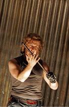 'SIEGFRIED' (Wagner - conductor: Paul Daniel   director: Phyllida Lloyd   designer: Richard Hudson),Richard Berkeley-Steele (Siegfried),English National Opera / London Coliseum  WC2         06/11/2004...