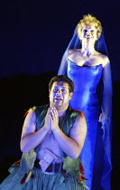 DIE ZAUBERFLOTE (THE MAGIC FLUTE) by Mozart  - conductor: Vladimir Jurowski   director: Adrian Noble~Jonathan Lemalu (Papageno), Tatiana Monogarova (First Lady)~Glyndebourne Festival Opera / East Suss...