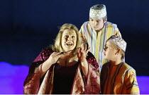 DIE ZAUBERFLOTE (THE MAGIC FLUTE) by Mozart - conductor: Vladimir Jurowski   director: Adrian Noble~Lisa Milne (Pamina), Leo Baker (First Boy), Jake Alden-Falconer (Second Boy)~Glyndebourne Festival O...