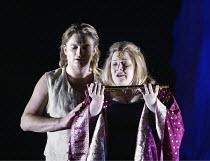DIE ZAUBERFLOTE (THE MAGIC FLUTE) by Mozart - conductor: Vladimir Jurowski   director: Adrian Noble~Pavol Breslik (Tamino), Lisa Milne (Pamina)~Glyndebourne Festival Opera / East Sussex, England   20/...