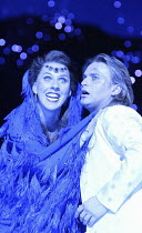 DIE ZAUBERFLOTE (THE MAGIC FLUTE) by Mozart - conductor: Vladimir Jurowski   director: Adrian Noble~Cornelia Gotz (Queen of the Night), Pavol Breslik (Tamino)~Glyndebourne Festival Opera / East Sussex...