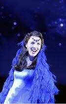 DIE ZAUBERFLOTE (THE MAGIC FLUTE) by Mozart - conductor: Vladimir Jurowski   director: Adrian Noble~Cornelia Gotz (Queen of the Night)~Glyndebourne Festival Opera / East Sussex, England   20/05/2004