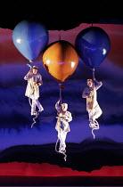 DIE ZAUBERFLOTE (THE MAGIC FLUTE) by Mozart - conductor: Charles Mackerras   director: Adrian Noble~Three Boys~Glyndebourne Festival Opera / East Sussex, England   21/05/2005,