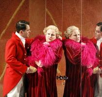 THE MARRIAGE OF FIGARO (Le nozze di Figaro)   by Mozart   conductor: Roland Boer   director: Olivia Fuchs,Mark Stone (Count Almaviva), Lisa Milne (Countess Almaviva),English National Opera / London Co...