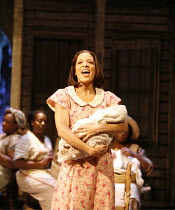 PORGY AND BESS  , a new musical production by George Gershwin, Dubose & Dorothy Heyward and Ira Gershwin,adapted and directed by Trevor Nunn   set design: John Gunter   costume design: Sue Blane   ,li...