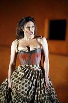 CARMEN  by Bizet  conductor: Antonio Pappano  director: Francesca Zambello ~Anna Caterina Antonacci (Carmen)~The Royal Opera, Covent Garden, London WC2  08/12/2006 ~(c) Donald Cooper/Photostage   phot...