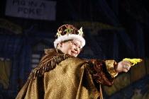 DICK WHITTINGTON AND HIS CAT   written by Mark Ravenhill   director: Edward Hall~Debbie Chazen (Fairy BowBells)~BITE:06 / Barbican Theatre, London EC2                   05/12/2006
