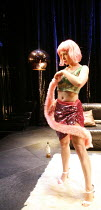 DON JUAN IN SOHO   by Patrick Marber   after Moliere   ,director: Michael Grandage,Jessica Brooks (Dahla),Donmar Warehouse / London WC2                   06/12/2006,~(c) Donald Cooper/Photostage   pho...