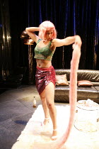 DON JUAN IN SOHO   by Patrick Marber   after Moliere   director: Michael Grandage,Jessica Brooks (Dahla),Donmar Warehouse / London WC2                   06/12/2006,~(c) Donald Cooper/Photostage   phot...