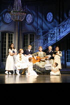 THE SOUND OF MUSIC   music: Richard Rodgers   lyrics: Oscar Hammerstein II   ,book: Howard Lindsay &Russel Crouse   director: Jeremy Sams,centre: Connie Fisher (Maria Rainer) with the von Trapp childr...