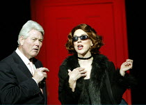 'ANYONE CAN WHISTLE' (Laurents/Sondheim)~James Smillie (Shub), Janie Dee (Fay)~The Gryphon / Bridewell Theatre, London EC4              08/01/2003