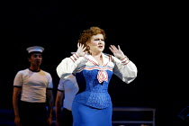 'ANYTHING GOES' (Porter/Bolton/Wodehouse)~Kim Criswell (Reno Sweeney)~Grange Park Opera              14/06/2002