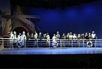 ANYTHING GOES   music & lyrics: Cole Porter   book: P.G.Wodehouse & Guy Bolton   director: David Pountney,,Grange Park Opera / Hampshire, England                     14/06/2002,