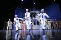 ANYTHING GOES   music & lyrics: Cole Porter   book: P.G.Wodehouse & Guy Bolton   director: Trevor Nunn,,Olivier Theatre / National Theatre, London SE1      18/12/2002,