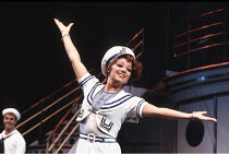 ANYTHING GOES  music & lyrics: Cole Porter  original book: P.G.Wodehouse & Guy Bolton  new book: Timothy Crouse, John Weidman, Howard Lindsay & Russel Crouse  design: Tony Walton  lighting: Paul Gallo...