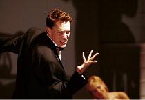 'A GAGGLE OF SAINTS' - 'BASH:Latterday Plays' (Labute)~Matthew Lillard (John), Mary McCormack (Sue)~Almeida Theatre, London  02/02/2000