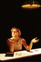 'MEDEA REDUX' - 'BASH:Latterday Plays' (Labute)~Mary McCormack (Woman)~Almeida Theatre, London  02/02/2000