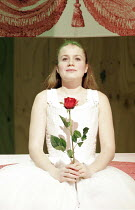 'BEAUTY AND THE BEAST' (written & directed by Laurence Boswell),Karen Paullada (Beauty),Royal Shakespeare Company /  Royal Shakespeare Theatre, Stratford-upon-Avon, England         25/11/2004...