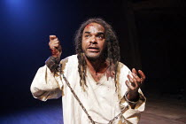 'BELIEVE WHAT YOU WILL' (Massinger - director: Josie Rourke),Peter de Jersey (Antiochus),Royal Shakespeare Company / Swan Theatre, Stratford-upon-Avon, England               26/05/2005,