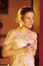'BLOOD WEDDING' (Lorca, in a new version by Tanya Ronder   director: Rufus Norris),Lyndsey Marshal (Wife),Almeida Theatre, London N1                  12/05/2005,