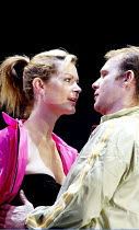 'THE BLUE ROOM' (Schnitzler/Hare)~Tracy Shaw (The Girl/Prostitute), Jason Connery (The Cab Driver)~National Tour         Spring 2003