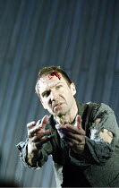 'BRAND' (Ibsen - director: Adrian Noble)~Ralph Fiennes (Brand)~Royal Shakespeare Company / Theatre Royal Haymarket, London SW1           04/06/2003