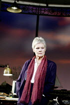 THE BREATH OF LIFE  by  David Hare  set design: William Dudley  costumes: Jenny Beavan  lighting: Hugh Vanstone  director: Howard Davies ~Judi Dench (Frances Beale)~Theatre Royal Haymarket, London SW1...