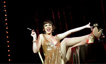 'CABARET' (Kander/Masteroff/Ebb)~Alexandra Jay (Sally Bowles)~Chichester Festival Theatre, West Sussex, England                 31/07/2002