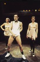 'CABARET'~cenre: Alan Cumming (Emcee)~Donmar Warehouse / London WC2 1993