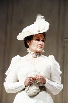 THE CHERRY ORCHARD by Chekhov  design: Paul Farnsworth  director: Sam Mendes ~Judi Dench (Ranyevskaya)~Aldwych Theatre, London WC2  24/10/1989   ~Donald Cooper/Photostage   photos@photostage.co.uk   r...