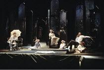 'THE CHERRY ORCHARD' (Chekhov),,Maly Theatre of St Petersburg / Lyric Theatre Hammersmith, London W6     15/04/1994,