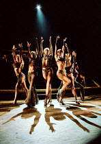 CHICAGO music: John Kander lyrics: Fred Ebb book: Fred Ebb & Bob Fosse design: John Lee Beatty choreography: Ann Reinking after Fosse director: Walter Bobbie ~company~Adelphi Theatre, London WC2 18/11...
