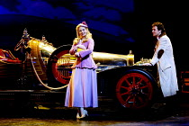 CHITTY CHITTY BANG BANG  music & lyrics: Richard M Sherman & Robert B Sherman  adapted for the stage by Jeremy Sams  design: Anthony Ward  lighting: Mark Henderson  musical staging & choreography: Gil...