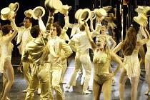 'A CHORUS LINE' (Bennett/Kirkwood/Dante/Hamlisch/Kleban - director: Nikolai Foster)~~Crucible Theatre, Sheffield   England    02/12/2003