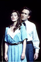 CRAZY FOR YOU  music & lyrics: George & Ira Gershwin  book: Ken Ludwig  co-conceived by Ken Ludwig & Mike Ockrent  set design: Robin Wagner  costumes: William Ivey Long  lighting: Paul Gallo  choreogr...