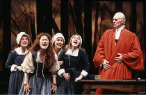 THE CRUCIBLE Young Vic 1985