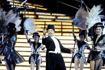 FOLLIES  music & lyrics by Stephen Sondheim  book: James Goldman  design: Paul Farnsworth  lighting: Jenny Cane  choreography: David Needham  director: Paul Kerryson <br>~David Durham (Ben Stone)~Roya...