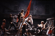 LES MISERABLES   music: Claude-Michel Schonberg   text: Herbert Kretzmer   original text by Alain Boubil & Jean-Marc Natel   additional material: James Fenton   based on the novel by Victor Hugo   ada...