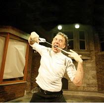 LITTLE SHOP OF HORRORS   music: Alan Menken   book & lyrics: Howard Ashman   ,director: Matthew White              based on the film by Roger Corman   screenplay: Charles Griffith,Jasper Britton (Orin...