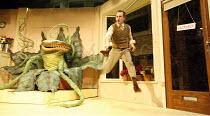 LITTLE SHOP OF HORRORS   music: Alan Menken   book & lyrics: Howard Ashman   director: Matthew White              ,based on the film by Roger Corman   screenplay: Charles Griffith,Paul Keating (Seymou...