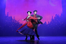 'MARY POPPINS' (based on the stories of P. L. Travers & the Walt Disney film   ,director: Richard Eyre  design: Bob Crowley    co-direction & choreography: Matthew Bourne),Laura Michelle Kelly (Mary P...