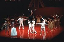 POPPY   book & lyrics: Peter Nichols   music: Monty Norman  set design: Farrah  costumes: Alexander Reid  lighting: Terry Hands & Clive Morris  choreography: Onna White   director: Terry Hands <br> ~c...