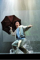'SINGIN' IN THE RAIN' (Comden/Green/Brown/Freed)~Darren Bennett (Don Lockwood)~West Yorkshire Playhouse, Leeds   10/12/2001 to 23/02/2002 (opens 19/12/01)~then UK National Tour until November 2002...