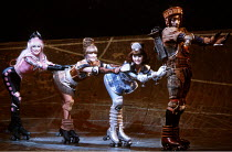 STARLIGHT EXPRESS  music: Andrew Lloyd Webber  lyrics: Richard Stilgoe  set design: John Napier  costumes: Liz Da Costa  lighting: David Hersey  choreography: Arlene Phillips  director: Trevor Nunn~~l...