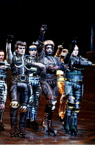STARLIGHT EXPRESS  music: Andrew Lloyd Webber  lyrics: Richard Stilgoe  set design: John Napier  costumes: Liz Da Costa  lighting: David Hersey  choreography: Arlene Phillips  director: Trevor Nunn~~2...