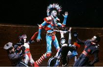 STARLIGHT EXPRESS  music: Andrew Lloyd Webber  lyrics: Richard Stilgoe  set design: John Napier  costumes: Liz Da Costa  lighting: David Hersey  choreography: Arlene Phillips  director: Trevor Nunn~~c...
