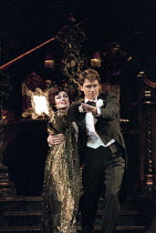 SUNSET BOULEVARD  music: Andrew Lloyd Webber  book & lyrics: Don Black & Christopher Hampton  set design: John Napier  costumes: Anthony Powell  lighting: Andrew Bridge  musical staging: Bob Avian  di...