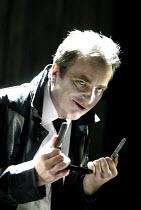 'SWEENEY TODD - THE DEMON BARBER OF FLEET STREET' (Sondheim/Wheeler - director/designer: John Doyle)~Paul Hegarty (Sweeney todd)~Watermill Theatre, Newbury   England                           09/02/20...